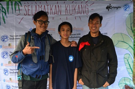 #SaveKukang